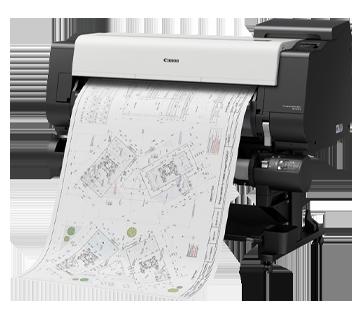TX-5310 CAD Drawing Printing