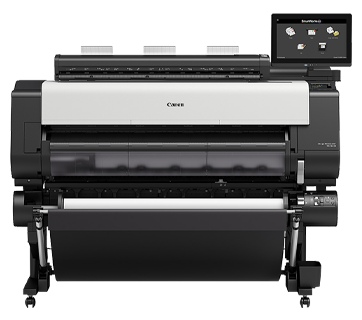 TX-5410 MFP Z36 with Optional 2nd Roll Unit