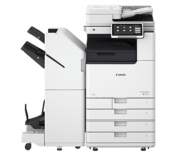 iR ADV DX C3830i with CFU & Booklet Finisher