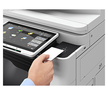 iR ADV DX C3822i with Copy Card Reader