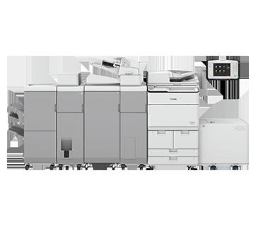 iR ADV 8505 III with Options