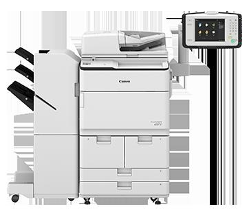 iR ADV 8585 III with Options