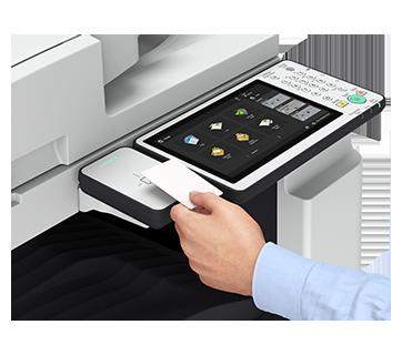 iR ADV C5560i III with Copy Card Reader