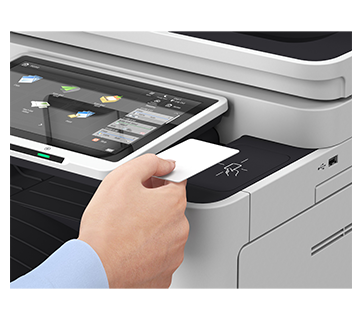 iR ADV DX 4745i with Copy Card Reader