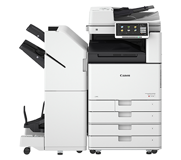 iR ADV DX C3725i with CFU & Booklet Finisher